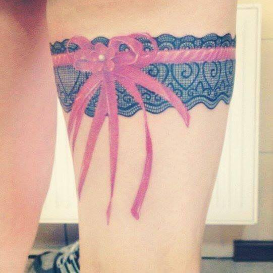 Lazos Tatuajes Para Mujeres