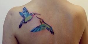 Pájaros volando by Sasha Unisex