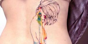 Mujer by Conrad Roset