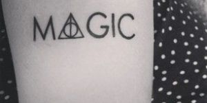 Frase: Magic de Harry Potter