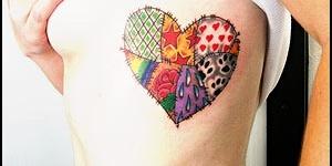 Corazón Parchado