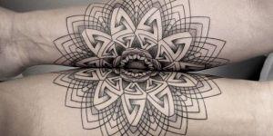 Mandala Líneas