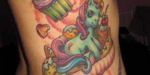 Pequeños Ponys