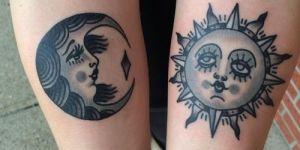 Sol & Luna con Rostros