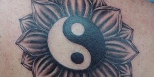 Ying-Yang flor