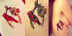 Cardenal Rojo by Sasha Unisex