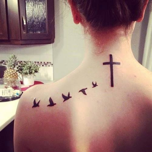 Tatuajes Diseños Para Mujeres De Aves