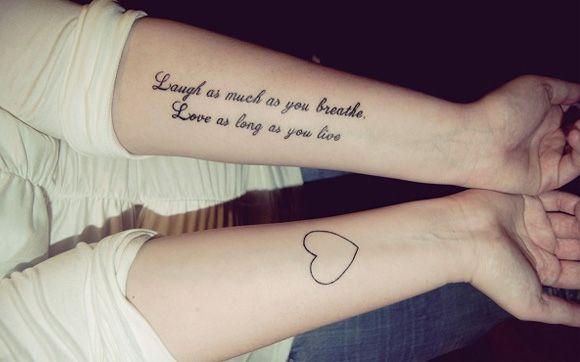 Tatuajes En El Brazo Mujeres Frases Sfb