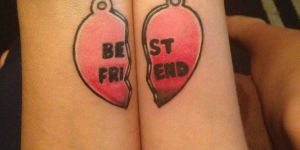 Frase: Best Friends & Medalla