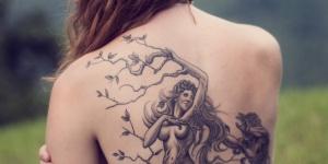 Mujer Árbol