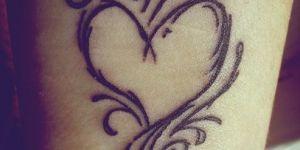 Corazón Lineal