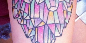 Corazón de Cristales