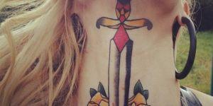 Espada en Flores Amarillas