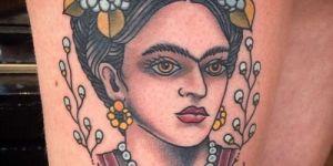 Frida Khalo & Frase: You are magic