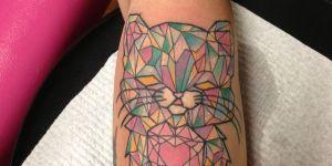 Gato de Cristal by Lauren Winzer