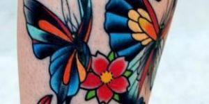 Mariposas & Flores