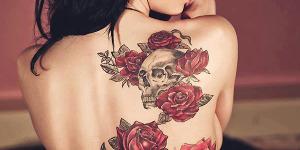 Rosas & Calavera