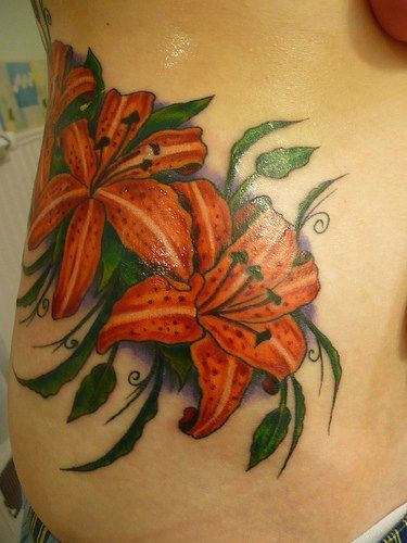 Tatuaje Flores as well Dsc further Img as well Tumblr M Hwm Yfrc R Kgo together with Marigold Flower Open. on tiger lily tattoo