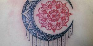 Mandala Luna