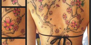 Árbol de Flor de Cerezos