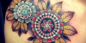 Flores Geométricas