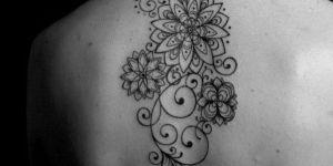 Flores Mandala & Firuletes