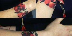 Flores de Amapolas by Sasha Unisex
