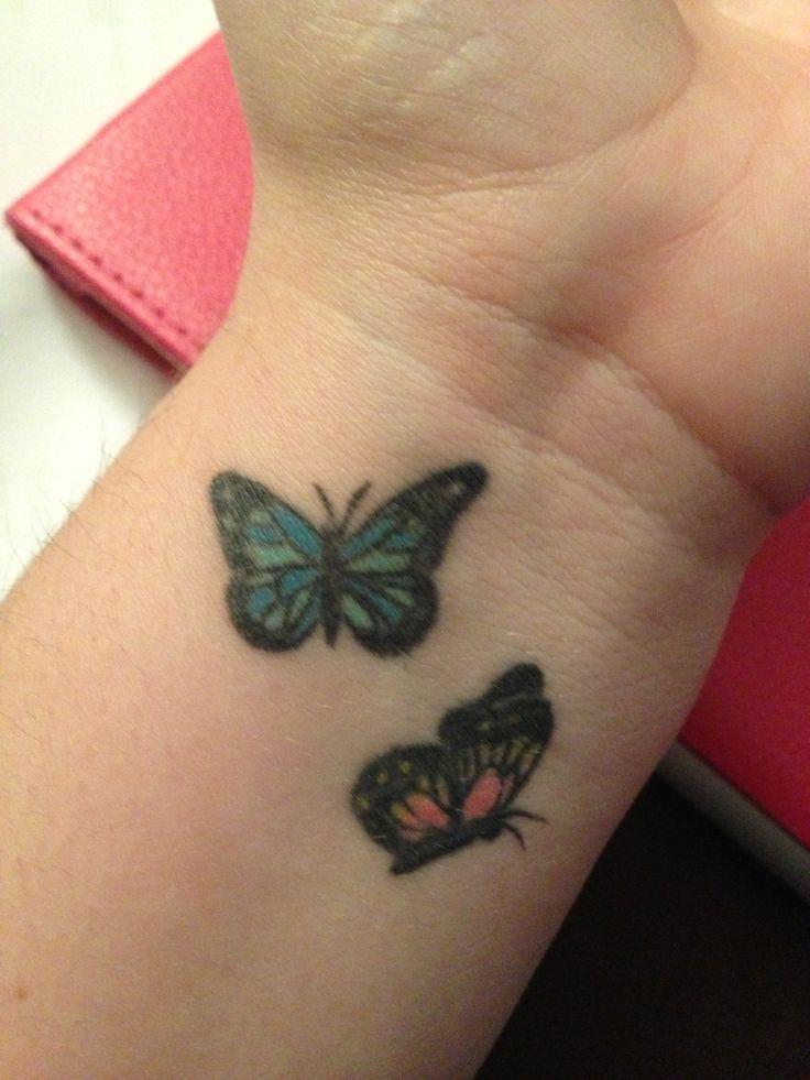 Mariposas Tatuajes Para Mujeres