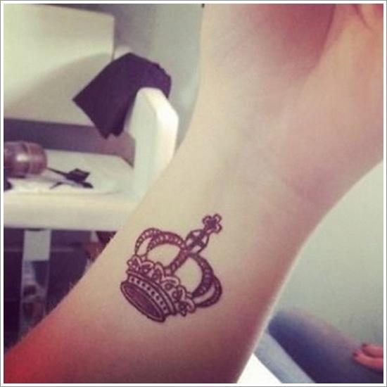 Tatuaje Corona Princesa Frasesparatatuajesclub
