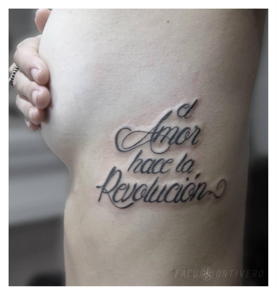 Increible Frases De Amor Para Tatuajes Espanol Mejor Casa Sobre