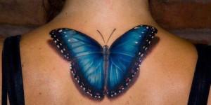 Mariposa 3D Gigante