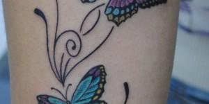 Mariposas y Firuletes