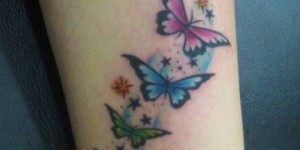 Mariposas & Estrellas