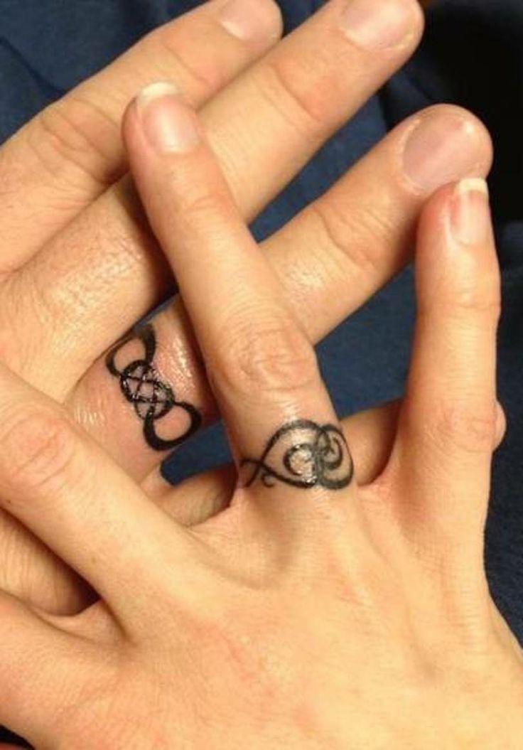 Anillo Tatuajes Para Mujeres