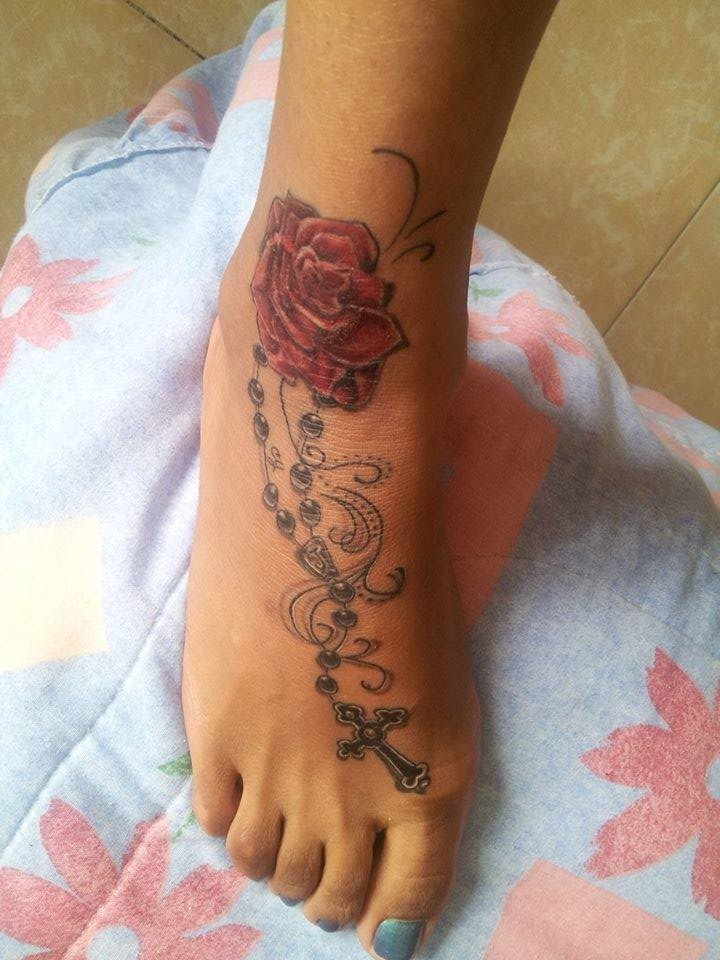 Tatuaje De Enredadera Flores En La Pierna Car Tuning Interior Design