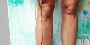 Flores de Amapola estilo Acuarelas