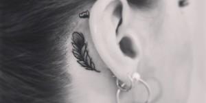 Pluma por Borà Tattoo Studio