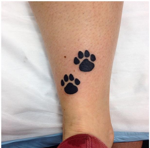 Huellitas Pequeñas Tatuajes Para Mujeres