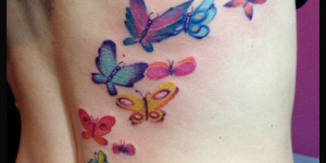 Mariposas por Esther Finlayson