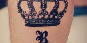 Corona e Inicial