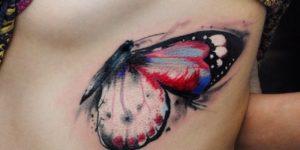 Mariposa por Aleksandra Katsan