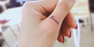 Frase: Love