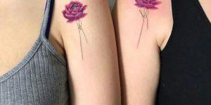 Flores de amigas