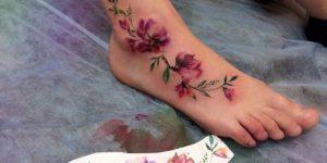 Enredadera de Flores