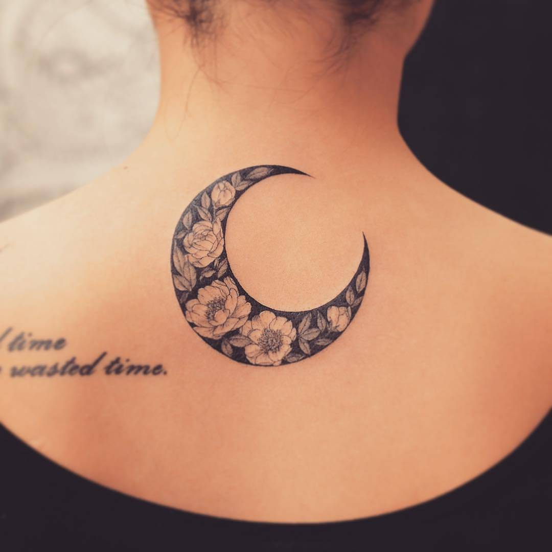 Tatuajes De Lunas Para Mujer
