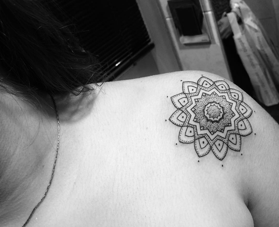 Mandala Por Bs As Tattoo Life Tatuajes Para Mujeres