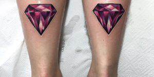 Diamantes Rosados