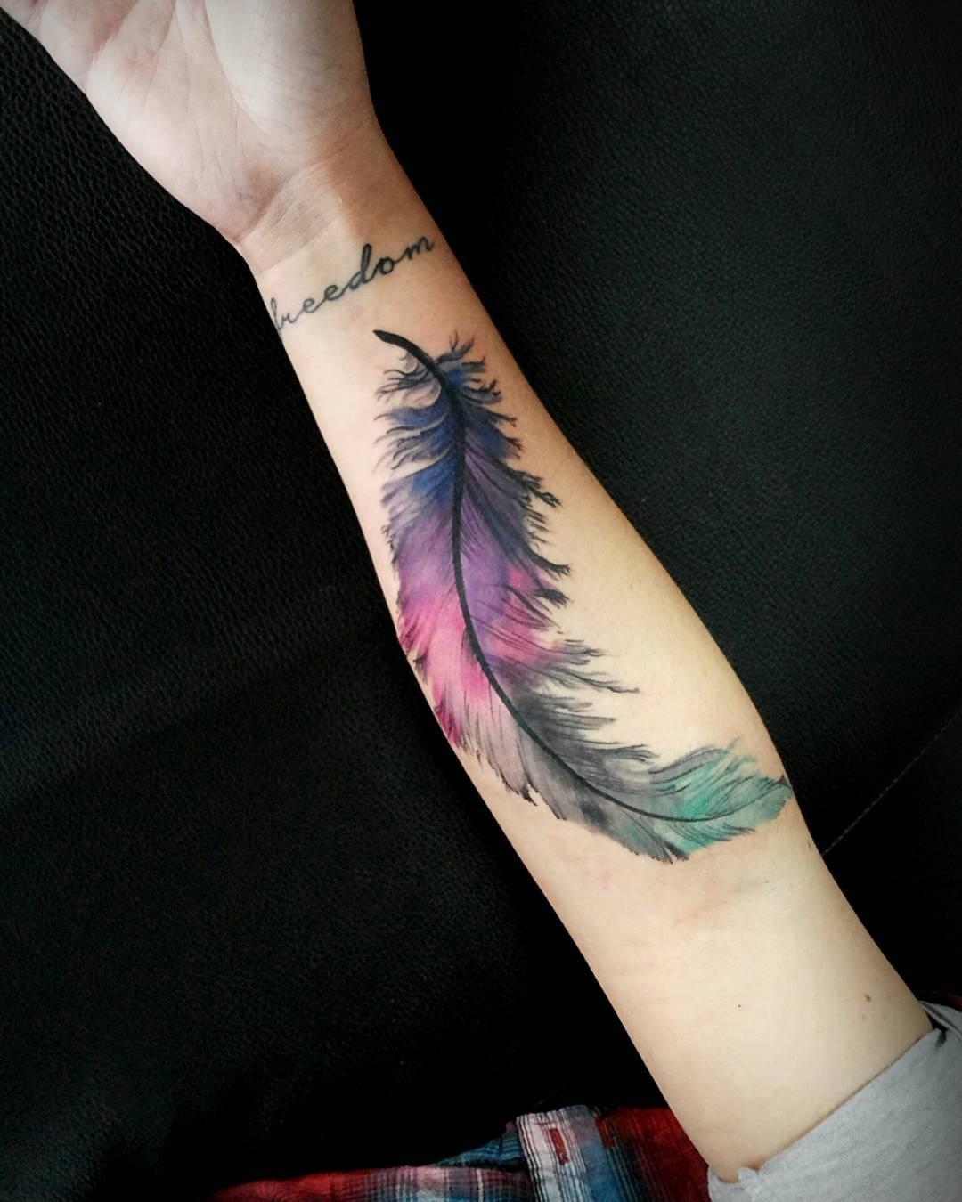 tatus de plumas best tatuajes de ancla pluma y corazon On tatus de plumas