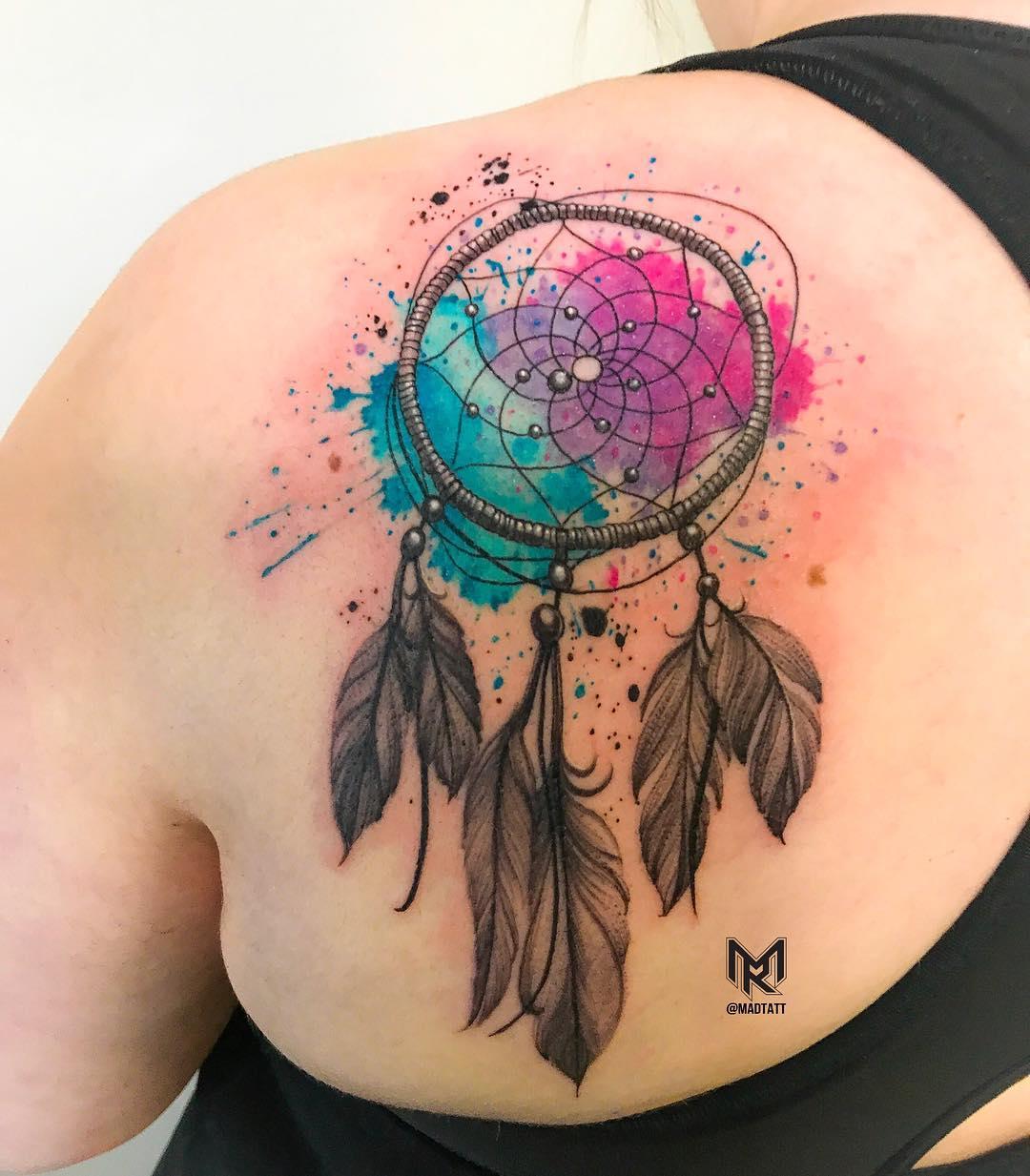 Kalinda Cano Tatuajes tatuajes para mujeres en hombro