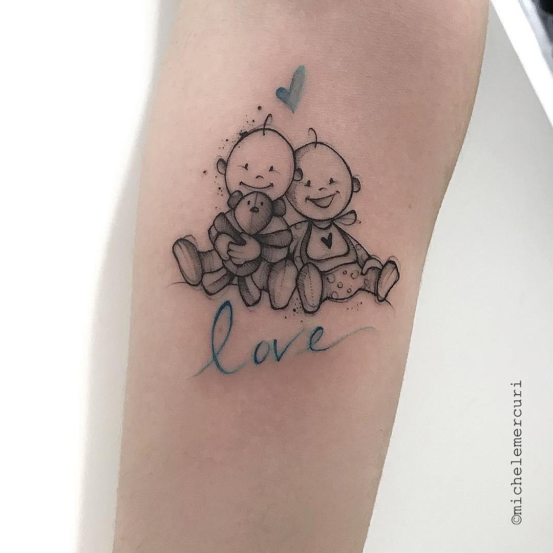 Hijos Puro Amor Tatuajes Para Mujeres